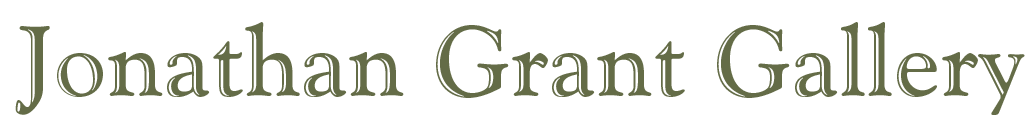 Jonathan Grant Gallery, Established 1984