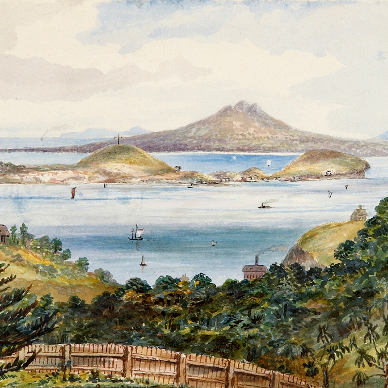 Auckland: A History in Paintings