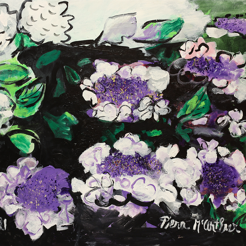 New Works by Piera McArthur